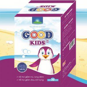 Good kids H Hỗ Trợ Giảm Ho, Long Đờm