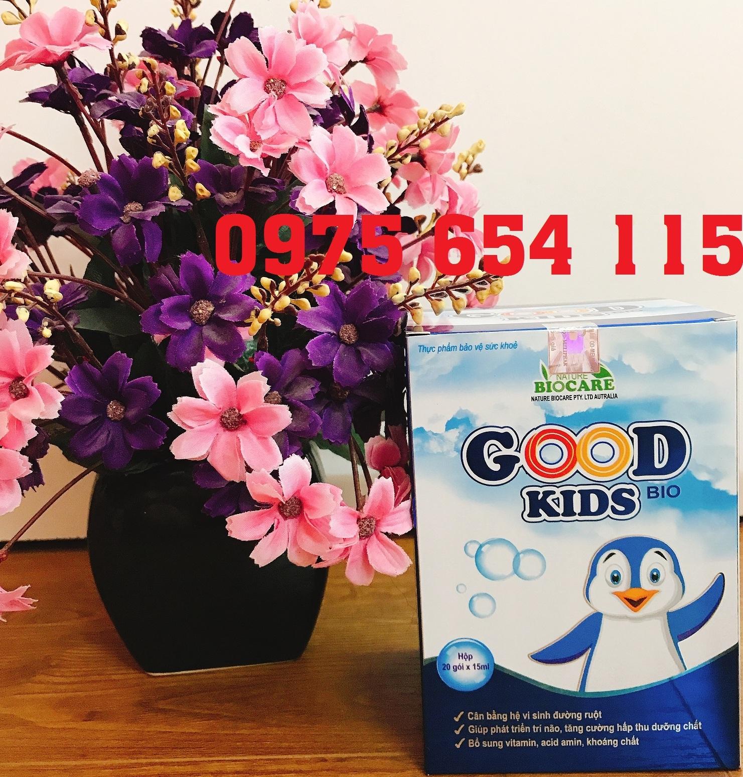 Goodkid Bio - Kích thích giúp bé ăn ngon hơn
